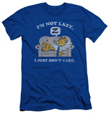 Garfield - Not Lazy (slim fit) T-shirts