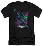 Dark Knight Rises - Bat Vs Bane (slim fit) Shirt