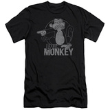 Family Guy - Evil Monkey (slim fit) Shirts