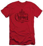 Charmed - Charmed Logo (slim fit) T-shirts