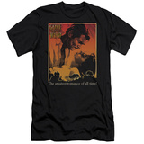 Gone With The Wind - Greatest Romance (slim fit) T-shirts