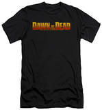 Dawn Of The Dead - Dawn Logo (slim fit) Shirt