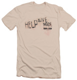Dawn Of The Dead - Help Alive Inside (slim fit) Shirts