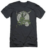 Green Arrow - Right On Target (slim fit) T-Shirt