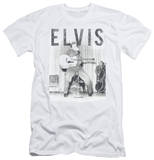 Elvis Presley - With The Band (slim fit) T-Shirt