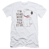 Family Guy - Pick It Up (slim fit) Shirts