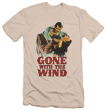 Gone With The Wind - My Hero (slim fit) T-shirts