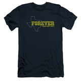 Friday Night Lights - Texas Forever (slim fit) T-shirts