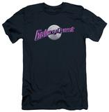 Galaxy Quest - Logo (slim fit) T-shirts