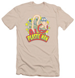 DC Comics - Plastic Man Stars (slim fit) T-shirts