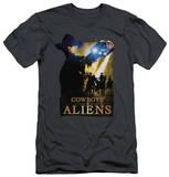 Cowboys & Aliens - The Gauntlet (slim fit) T-shirts