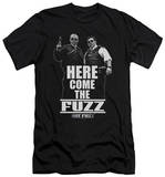 Hot Fuzz - Here Come The Fuzz (slim fit) Shirts