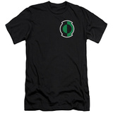 Green Lantern - Kyle Logo (slim fit) T-shirts