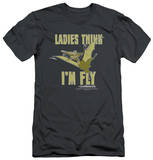 Land Before Time - I'm Fly (slim fit) T-shirts