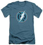 Green Lantern - Blue Lantern Flash (slim fit) Shirts