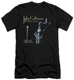John Coltane - Paris Coltrane (slim fit) T-shirts