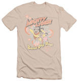 Mighty Mouse - Saved My Day (slim fit) T-shirts