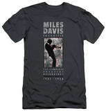 Miles Davis - Miles Silhouette (slim fit) T-Shirt