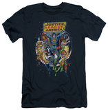 Justice League - Star Group (slim fit) Shirt