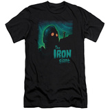 Iron Giant - Look To The Stars (slim fit) T-Shirt