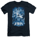 Justice League - Burst (slim fit) T-Shirt