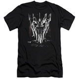 Lord Of The Rings - Big Sauron Head (slim fit) T-Shirt