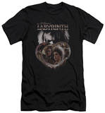 Labyrinth - Globes (slim fit) T-Shirt