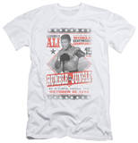 Muhammad Ali - Rumble Poster (slim fit) T-shirts