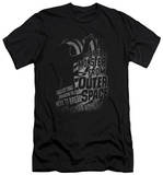 I Married a Monster From Outer Space - Shuddery Things (slim fit) T-shirts