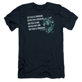 Jurassic Park - God Creates Dinosaurs (slim fit) Shirts