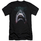 Jaws - Terror In The Deep (slim fit) Shirts