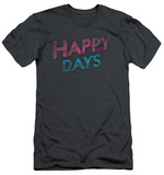 Happy Days - Distressed (slim fit) T-Shirt