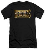 Hercules - Chrome Logo (slim fit) T-Shirt