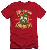 Gumby - Darn It (slim fit) Shirts