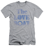 Love Boat - Distressed (slim fit) T-Shirt