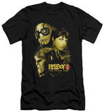 Hellboy II - Ungodly Creatures (slim fit) T-shirts