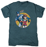Mad Magazine - Batman And Alfred (premium) Shirt