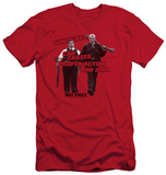 Hot Fuzz - Day's Work (slim fit) T-Shirt