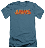 Jaws - Logo (slim fit) T-Shirt