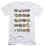 Madballs - Ball Columns (slim fit) T-shirts