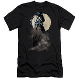 Justice League - Zatanna Illusion (slim fit) Shirts