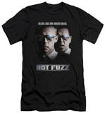 Hot Fuzz - Big Cops (slim fit) Shirt
