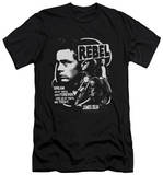 James Dean - Rebel Cover (slim fit) T-shirts