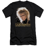 Labyrinth - Jareth (slim fit) T-Shirt