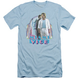 Miami Vice - Miami Heat (slim fit) T-shirts