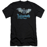 Labyrinth - Title Sequence (slim fit) T-shirts