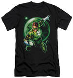Green Lantern - Galaxy Glow (slim fit) Shirts