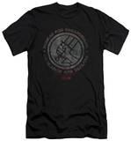 Hellboy II - BPRD Stone (slim fit) Shirts