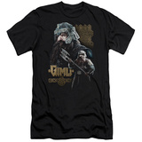 Lord Of The Rings - Gimli (slim fit) T-shirts