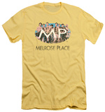 Melrose Place - Meet At The Place (slim fit) T-shirts